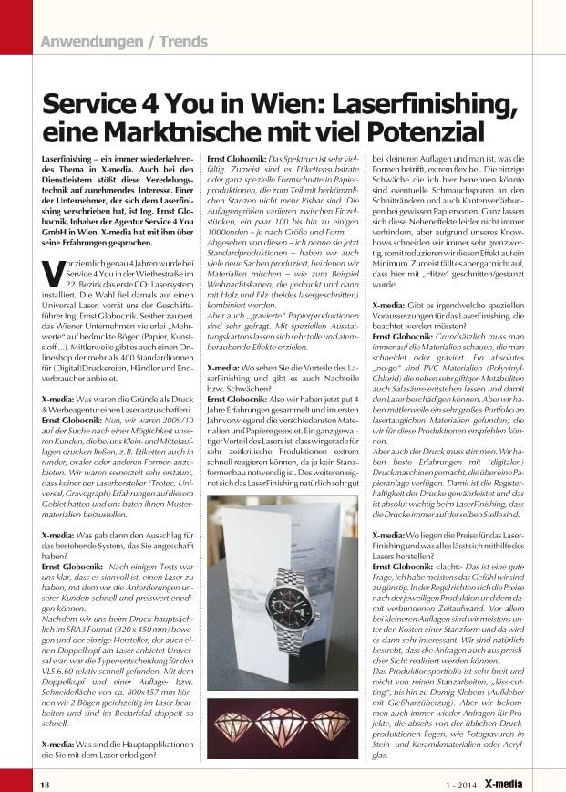 X-Media Artikel